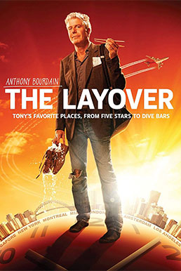 Anthony Bourdain: The Layover (Season 1)